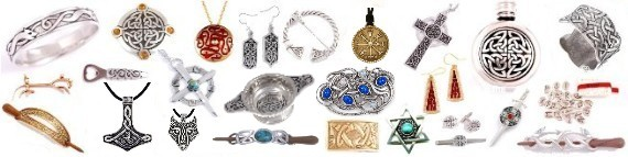 Celtic Jewellery and Gifts