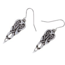 Merlins Spear Earrings